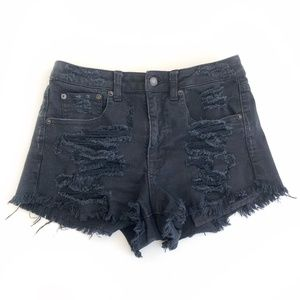 American Eagle Distressed Shorts Womens Size 6